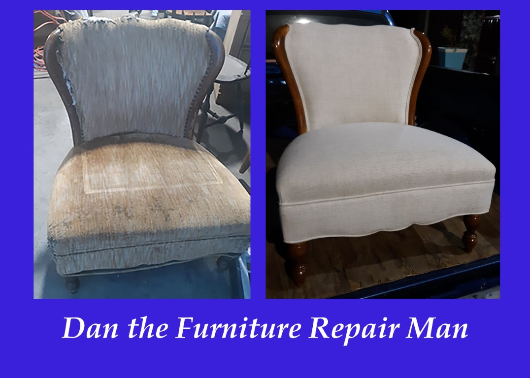 Family Chair Restoration in Santa Monica, CA