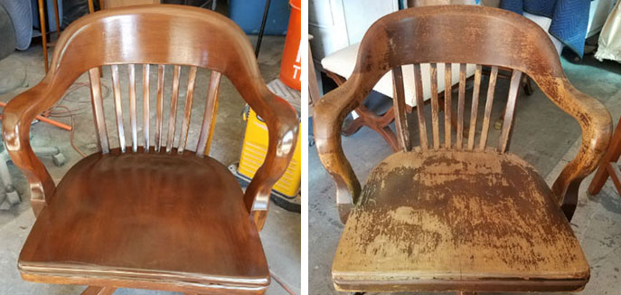 Antique Chair Restoration Lakewood - Lakewood Furniture Repairs Wood Refinishing Lakewood, CA