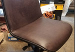 Office Chair Restoration Project Long Beach, CA