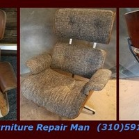 Eames Chair Replica Restoration West Los Angeles, CA